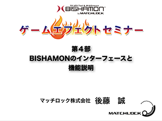 4.  Interface of BISHAMON and function description